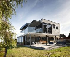 Vacation House by Jarchitecture - #architecture, #house, #home, #decor, #interior,