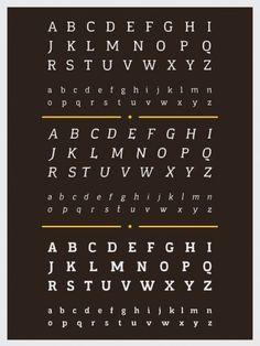 Cellar Barrel - Brian Jacob #specimen #cellar #alphabet #barrel #typography