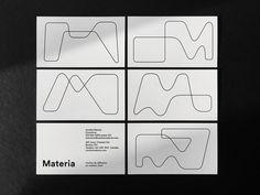 Materia / Branding on Behance