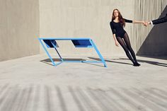 60 Series by XYZ Design Studio and NakaniMamasaxlisi Photographers #creative #chair #photography #furnitures #table