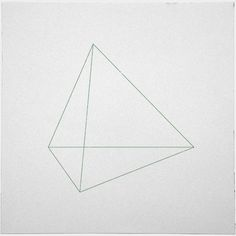 Geometry Daily #keyline #geometry #triangle #shape #daily #pyramid