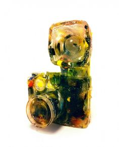 Sanctuary Printshop » Spot Sanctuary at the Diana World Tour #resin #lomography #diana #crushed #art #plastic #rebuilt