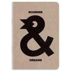 Work & Play Notebooks - Veer Merchandise - Veer.com #ampersand #duck