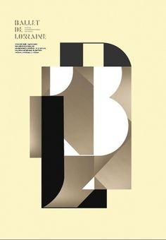 TYPES #logo #ballet #de #lorraine