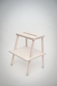 Gerhardt Kellermann - Integration of Awareness #furniture #timber