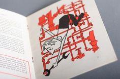 Javier Garcia » When not to DIY by Stan Fraydas #red #modern #typography #texture #illustration #mid #century #ephemera