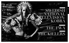 WANKEN - The Blog of Shelby White » Antisweden Fashion #serif #design #swedish #antisweden #webdesign #typography
