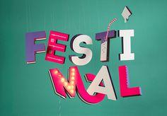 Festimal on Behance #design #graphic