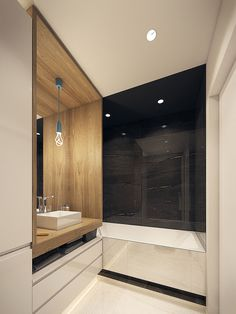 Modern Bathroom °2 - Apartment °1 #modern #bathroom #bagno #moderno #appartamento
