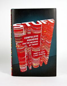 Stuff - Faceout Books #barry #design #book #cover #patrick #stuff
