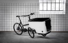 Bucket Bicycle #cargo #bike #bicycle
