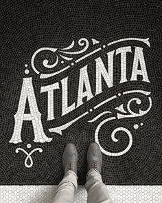 Atlanta, GA | Shoes by Cole Haan | Buy a print My Atlanta top 5: [[MORE]]• Start your day with coffee from Chrome Yellow Trading Co. • C