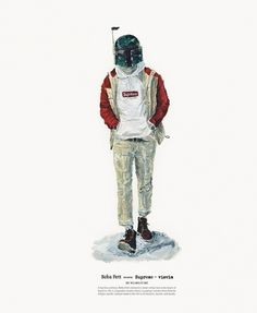 Star Wars Hipsters   thaeger #start #hipster #wars
