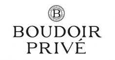 Andrew Woodhead - Work - BoudoirPrivé #logo #identity #typography