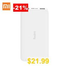 Xiaomi #Redmi #Power #Bank #10000mAh #PB100LZM #USB #Type #C #Portable #Charging #Mi #Powerbank #10000