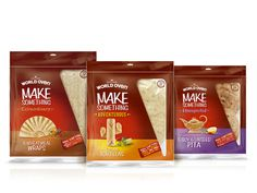 World Oven's Make Something on Packaging of the World Creative Package Design Gallery #packaging