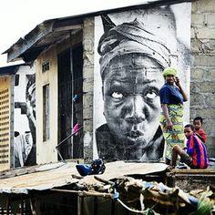 JR #photo #art #street