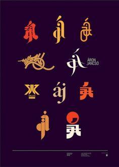 Baubauhaus. #logo #poster #typography