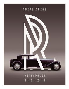 Metropolis 1920 on Behance #australian #typeface