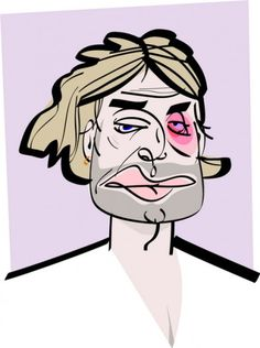 Specialmagazin #illustration #portrait #face #box #character