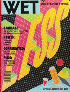 New Wave, Vintage Magazine