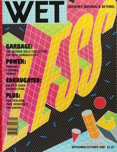 New Wave, Vintage Magazine