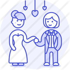 See more icon inspiration related to love and romance, lesbian, homosexual, wedding, love and people on Flaticon.