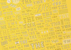 SpencerCharles_ThePoster_02 #the #typography