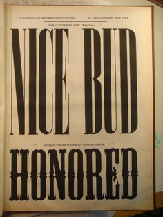 photo #woodcut #vintage #prohibition #typography