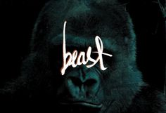 The Phraseology Project - Beast #inspiration #lettering #design #type #typography