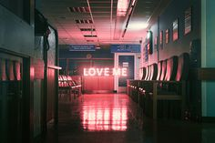 #love #neon #quote #light #letters