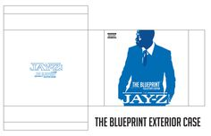 THE JAY-Z PROJECT. #nick #jayz #design #spanos #shawn #jay #carter #york #z #rap #cd #package #new