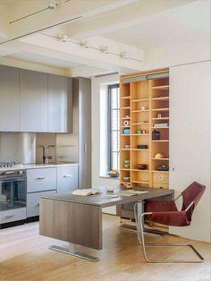 Pivot Apartment – a Responsive Interior Space for Urban Living