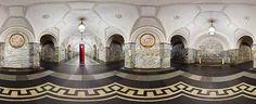 russos: Панорамный взгляд на метро #photography #metro