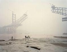Yangtze+dash+The+Long+River+Nadav+Kander.jpg (JPEG Image, 700x548 pixels) #engineering #bridges