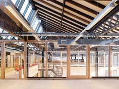 Halle Girard Building Renovation,© Kevin Dolmaire