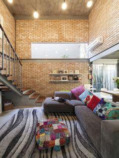 Brisas House #living #space