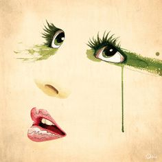 Portraits on Behance #eye #portrait