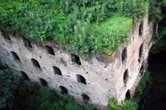 Photograph Collection - Charles Poulson Graphic Design #mill #abandoned #photography #architecutre #sorrento #italy