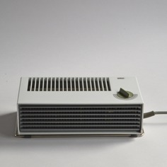 Dieter Rams: Braun H 3 Fan Heater