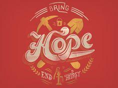 Hope dribbble 3 #hope