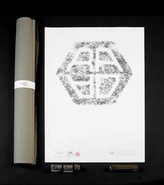 RAAD — Branding on the Behance Network #stamps #identity #branding