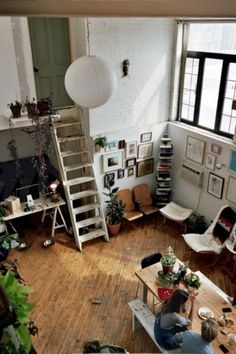 Jessica Barensfeld and Simon Howell - The Black Workshop #interior design #decoration #deco