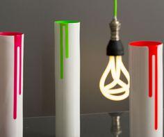 Neon Vase #tech #flow #gadget #gift #ideas #cool