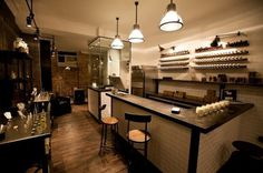 LE LABO hipshop in London.