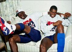12 Most Fun to Watch Players in NBA History | Sportige #usa #olympics #basketball #michael jordan #magic johnson #dream team