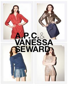 ROUGH | ROUGH ONLINE |ROUGH MAGAZINE ARTICLE #fashion #apc #advertising