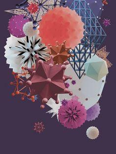 Heroes Design - Portfolio of Piotr Buczkowski - Graphic designer #illustration #heroes #geometry #design