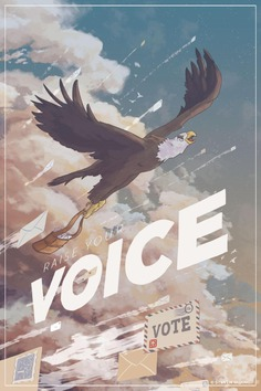 Raise Your Voice by Pokemonering9