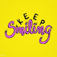 Keep smiling! #Sample - Be inspired by Rawpixel.com #smile #smiling #positive #bepositive #positivity #mood #emotion #feeling #realimage #